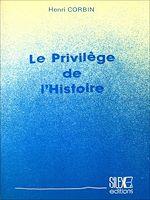 Download this eBook Le privilège de l'histoire