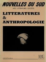 Téléchargez le livre :  Littératures & Anthropologie