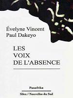 Téléchargez le livre :  Les voix de l'absence