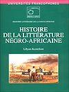 Télécharger le livre :  Histoire de la littérature négro-africaine