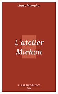 Téléchargez le livre :  L'atelier Michon