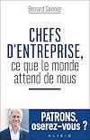 Télécharger le livre :  Chefs d'entreprise, ce que le monde attend de nous