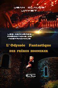 Téléchargez le livre :  L'Odyssée fantastique des frères Hooneker - volume 3