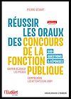 Télécharger le livre :  Réussir les oraux des concours de la fonction publique - édition 2021