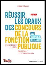 Download this eBook Réussir les oraux des concours de la fonction publique - édition 2021