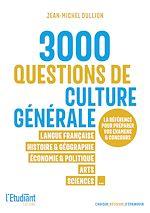 Download this eBook 3000 QCM de culture générale