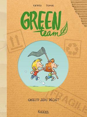 Téléchargez le livre :  Green Team T01