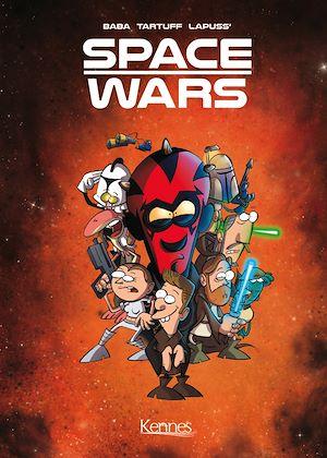 Téléchargez le livre :  Space Wars - Chapitre 1