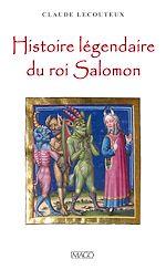 Download this eBook Histoire légendaire du roi Salomon