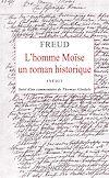 Télécharger le livre :  L'homme Moïse, un roman historique