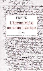 Download this eBook L'homme Moïse, un roman historique