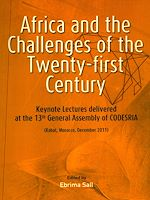 Téléchargez le livre :  Africa and the challenges of the twenty-first century