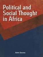 Download this eBook Political and social thought in Africa