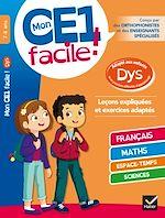 Download this eBook Mon CE1 facile ! adapté aux enfants DYS et en difficultés d'apprentissage