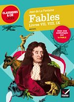 Download this eBook Fables, Livres VII, VIII, IX (La Fontaine)