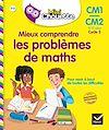 Télécharger le livre :  Mini Chouette - Mieux comprendre les problèmes de maths CM1/CM2