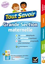Download this eBook Tout Savoir Grande Section