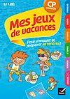 Télécharger le livre :  Mes jeux de vacances du CP vers le CE1