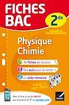 Télécharger le livre :  Fiches bac Physique-Chimie 2de