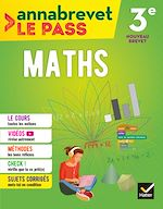 Download this eBook Maths 3e brevet 2018