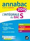 Télécharger le livre :  Annales Annabac 2019 L'intégrale Bac S