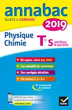 Download this eBook Annales Annabac 2019 Physique-chimie Tle S