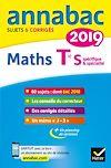 Télécharger le livre :  Annales Annabac 2019 Maths Tle S spécifique & spécialité