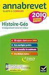 Télécharger le livre :  Annales du brevet Annabrevet 2019 Histoire Géographie EMC 3e