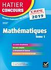 Télécharger le livre :  Hatier Concours CRPE 2019 - Mathématiques tome 1 - Epreuve écrite d'admissibilité