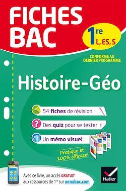 Fiches bac Histoire-Géographie 1re L, ES, S