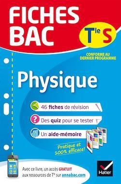 Fiches bac Physique Tle S (enseignement spécifique)