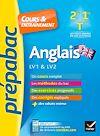 Télécharger le livre :  Anglais 2de, 1re, Tle toutes séries, LV1 & LV2 - Prépabac Cours & entraînement