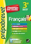 Télécharger le livre :  Français 3e - Prépabrevet L'examen avec mention