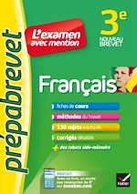 Download this eBook Français 3e - Prépabrevet L'examen avec mention