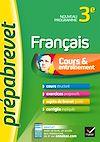 Télécharger le livre :  Français 3e - Prépabrevet Cours & entraînement