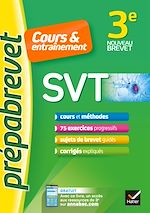 Download this eBook SVT 3e - Prépabrevet Cours & entraînement