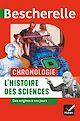 Télécharger le livre : Bescherelle Chronologie de l'histoire des sciences