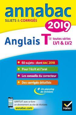 Annales Annabac 2019 Anglais Tle LV1 et LV2