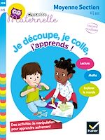 Download this eBook Je découpe, je colle, j'apprends Moyenne Section