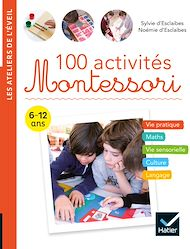 Téléchargez le livre :  100 activités Montessori