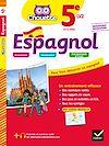 Télécharger le livre :  Espagnol 5e - LV2 (A1 vers A2)