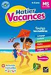 Télécharger le livre :  Cahier de vacances 2020 de la Moyenne section vers la Grande section 4/5 ans
