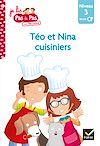 Télécharger le livre :  Téo et Nina cuisiniers