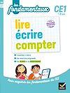 Télécharger le livre :  lire, écrire, compter CE1
