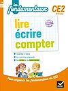 Télécharger le livre :  lire, écrire, compter CE2