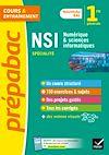 Télécharger le livre :  NSI 1re générale (Numérique et sciences informatiques) - Prépabac