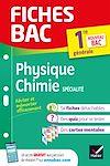 Télécharger le livre :  Fiches bac Physique-Chimie 1re (spécialité)