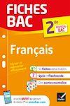 Télécharger le livre :  Fiches bac Français 2de
