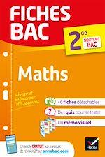 Téléchargez le livre :  Fiches bac Maths 2de