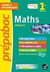 Télécharger le livre :  Maths 1re générale (spécialité) - Prépabac